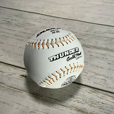 """Dudley Thunder Gold Heat Official 12"""" Slow Pitch Softball Ws-12 New in Box Asa"""