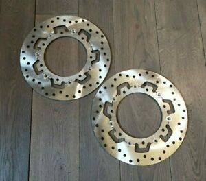 Harley Davidson schwimmend gel. Agitator Bremsscheiben Set 48981-10 + 48981-10