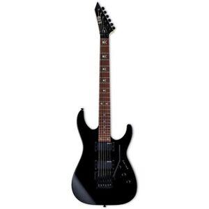 ESP LTD KH-202 Kirk Hammett Black Electric Guitar B-Stock KH202 KH 202