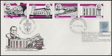GB - 1981 KEIGHLEY & WORTH VALLEY RAILWAY ERIC TREACY COVER (ID:281/D2324)
