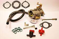 Carburetor Carb #30 for Kohler K321, K341 14HP 16HP Cub Cadet John Deere Bundle