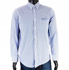 *S Ben Sherman Herritage Mens Shirt Blue size M
