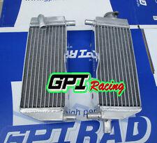 FOR Yamaha YZ250 1996-2001 1997 1998 1999 2000  Aluminum Alloy radiator