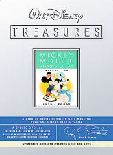 Walt Disney Treasures: Mickey Mouse in Living Color: Volume Two (1939-Today) DVD