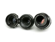 MIR-11M VEGA-7 TAIR-41M ZEBRA Kiev-16U Lenses BMPCC Blackmagic Camera Kiev-16U