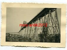 Foto, Fallschirmjäger-Regiment 1, Kaiser-Wilhelm-Brücke, Norwegen, (G)
