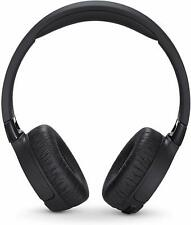 JBL T600BTNC Noise Cancelling, On-Ear, Wireless Bluetooth Headphone, Black (New)