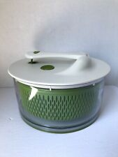 Chef'n Large Salad Fruit & Vegetable Spinner With Pump Handle & Stop Button