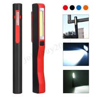 COB LED Taschenlampe Arbeitslampe Handlampe Werkstattlampe Stablampe mit