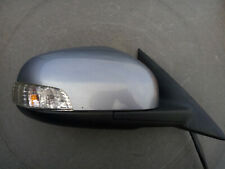 JAGUAR X TYPE 2008 2009 2010 UK DRIVER OFF SIDE POWERFOLD DOOR MIRROR BLUE