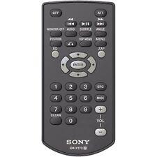 Sony Rm-X170 rmx170 Brand New Genuine Sony Remote control Xav-63/64/65