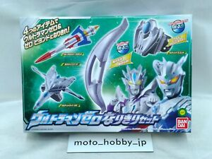 New Bandai ULTRAMAN GEED ULTRAMAN ZERO Narikiri Set from Japan