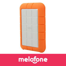 LaCie Rugged Triple USB 3.0 Firewire 800 1TB LAC301984 Hard Drive Orange