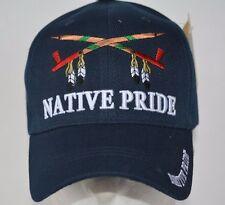 Native Pride  blue  Baseball Cap