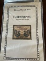 Threads Through Time Cross Stitch Kit