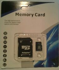 32GB Class 10 High speed Micro SD card with SD Adapter