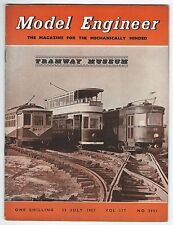 Model Engineer July 1957 Vol.117 No.2931 Percival Marshall & Co Ltd Good-