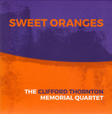 CD THE CLIFFORD THORNTON MEMORIAL QUARTET Sweet Oranges / McPhee