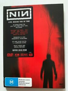 NINE INCH NAILS - Live: Beside You In Time (DVD)