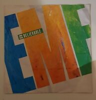 "EMF Schallplatte 7"" UN Believable Vinyl Musik Pop Audio Maxi Single"