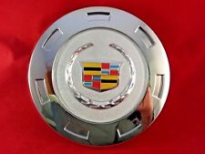"2007-2013 CADILLAC ESCALADE COLOR CREST 22"" WHEEL CENTER CAP 9596649"