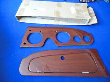 New SC Spares Polished Wood Dash (2 Pieces) RHD Austin Healey 3000 BJ8 316852