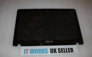 """NEW Asus X550C X550CA 15.6"""" Touchscreen Bezel LED LCD Screen LTN156AT20 Touch"""