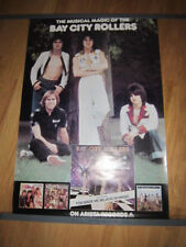 BAY CITY ROLLERS  It's a game promo poster