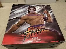 Pop Culture Shock Vega P2 Ex 1:4 Ultra Statue, Street Fighter, Capcom, Sideshow