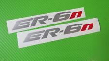 ER6-N logo decal Sticker for ER6N Race, Track Bike or Toolbox ref #196C