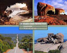 Australia - FLINDERS CHASE NAT'L PARK - Travel Souvenir FLEXIBLE Fridge MAGNET