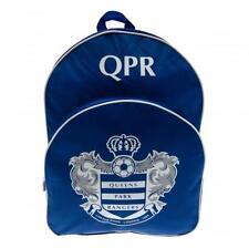 Queens Park Rangers Fc QPR Backpack Blue & White Rucksack Bag Football New