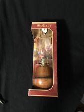 """Kaadan Westbury Oil Lamp New in Box Vintage Wood Base 15"""" x 5"""""""