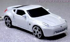 RARE KEY CHAIN BLUE WHITE NISSAN 350Z/370Z Z CAR FAST & FURIOUS LIMITED EDITION