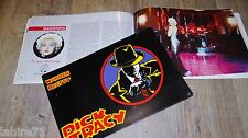 DICK TRACY ! madonna dossier presse scenario cinema fantastique marvel comics bd