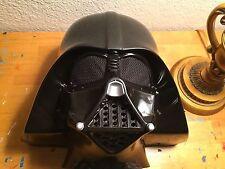 Disney Halloween  Star Wars Darth Vader Mask The Dark Side Costume NWT