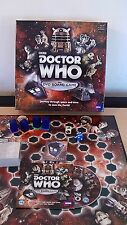 BBC THE DOCTOR WHO DVD BOARD GAME- MINTY FRESH CONDITION-CONTENTS PART SEALED-TA