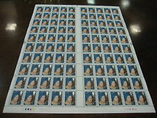 1980 QUEEN MOTHER COMPLETE SHEET STAMPS MNH  SG 1129 SUPERB