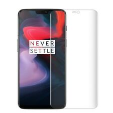 3 X (3 Pack) Ultra clear lcd TPU Screen Protector For OnePlus 6