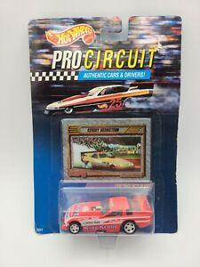 1992 Hot Wheels Pro Circuit Kenny Bernstein King Kenny Quaker State NIB HTF