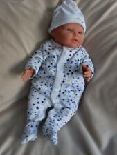 REBORN LIFELIKE ANATOMICALLY CORRECT 17 in BOY DOLL HANDCRAFTED BY BELONIL #45