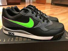 buy online ad5af 94f2b Nike Air Wildwood ACG Black Electric Green AO3116 002 Men s SIze 7
