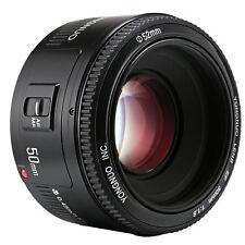 Yongnuo YN 50MM F1.8 Large Aperture AF Lens for Canon Relel T5i T4i T3i T3 LF651