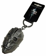 *NEW* Dishonored 2: Corvo Mask 3D Metal Key Chain by Bioworld