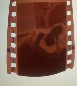 35mm Pinup Girl risque Female Original Color Negative (1 shot)