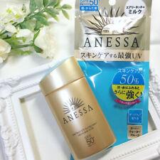 NEW Shiseido ANESSA Perfect UV Sunscreen Skincare Milk SPF50+/PA ++++ 60ml Japan