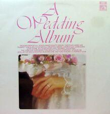 A WEDDING ALBUM Choir of St. Mary's Cathedral  LP    SirH70