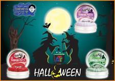 Crazy Aaron's Thinking Putty Halloween Fall Edition Trio Banshee Monster Vampire