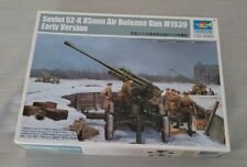 1:35 Trumpeter Soviet 52-K 85mm Air Defense Gun M1939 Early Version