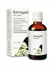 Iberogast Oral Liquid 50ml for Dyspepsia and Irritable Bowel Syndrome FREE POSTA